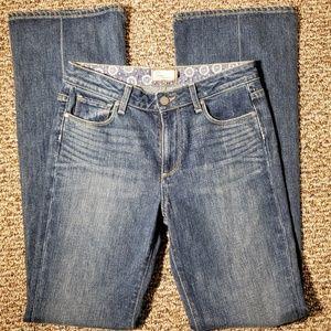 Paige Denim Jeans - Rising Glen